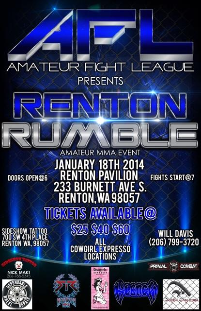 Renton Rumble