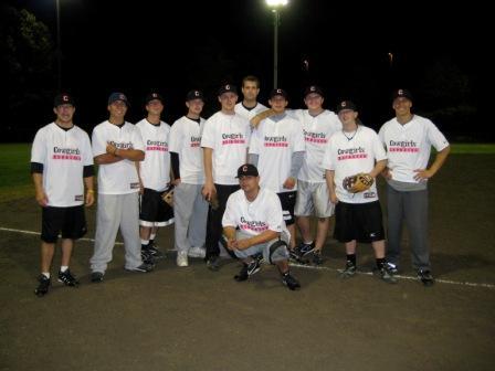 Cowgirls Espresso Softball Team